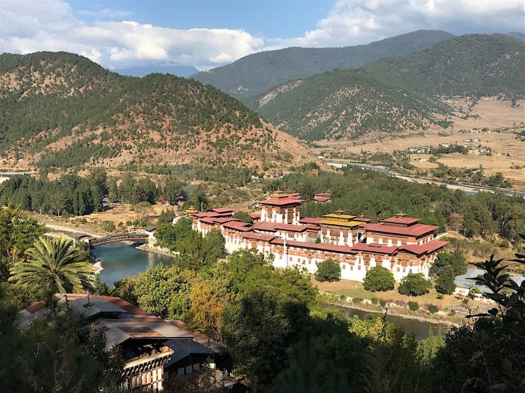 Bhutan Phunakha Dzong