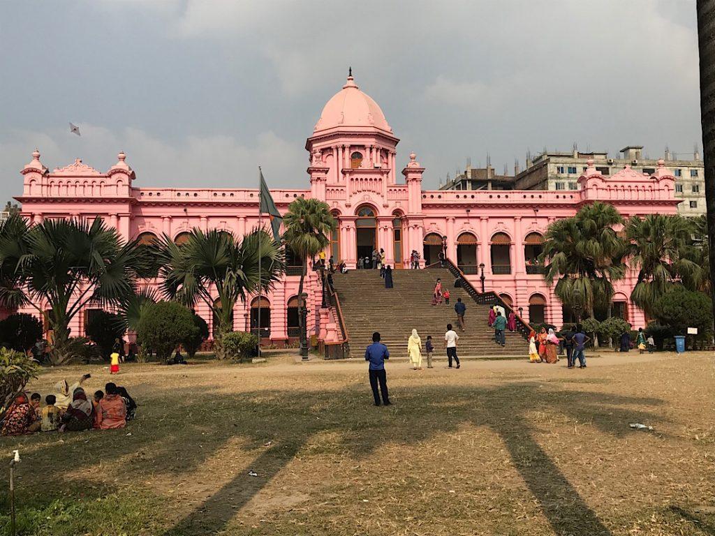 Dhaka, Ahsan Manzil