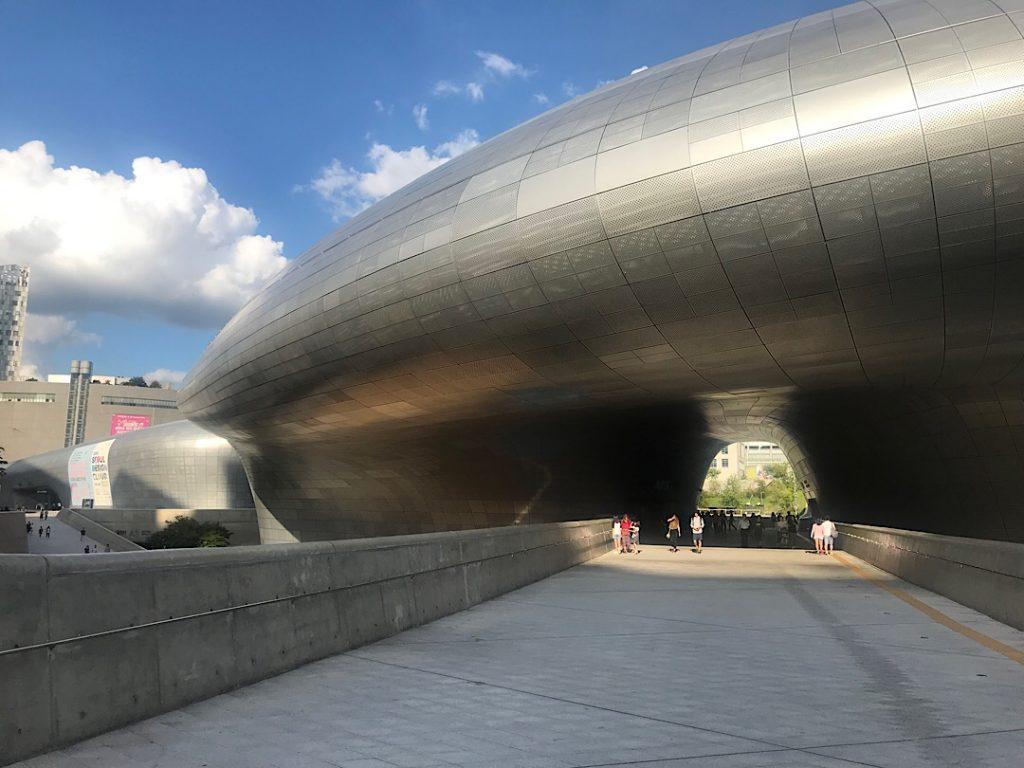 Soul Dongdaemum design plaza