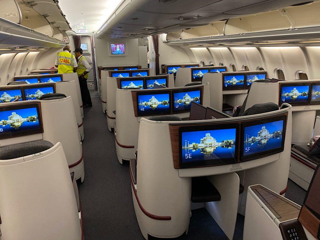 Qatar Airways Airbus A330